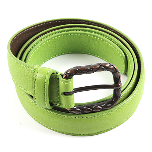 BOTTEGA BENETA BELT 212405-V00EB GREEN